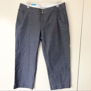 NWT Columbia PFG Women's Capri Pants Omni-Shade